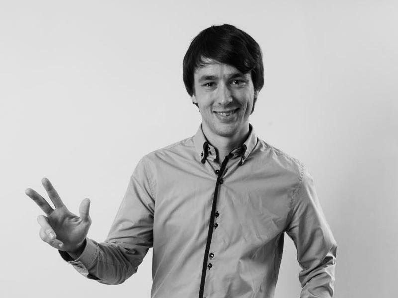 "Michal Fejt <span class=""pracPozice"">koordinátor projektů</span>"