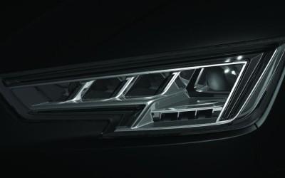 Inteligentní světla na Audi