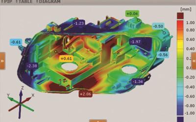 MOLDFLOW – simulací ke konkurenceschopnosti