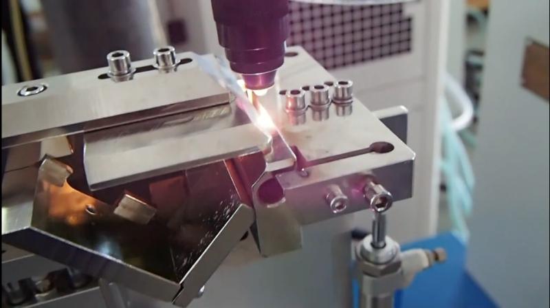 Svařování laserem