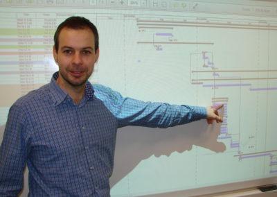 Rostislav Kolman, projektový manažer AL