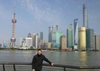 Při cestě do AL Shanghai