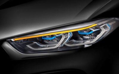 Laserový světlomet z Jihlavy pro BMW 8